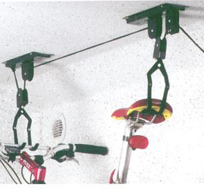 Proplus bicycle suspension system
