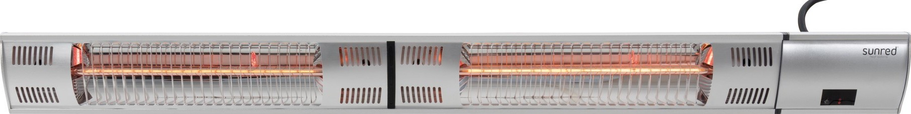 Sunred Royal Diamond Silver plafondheater