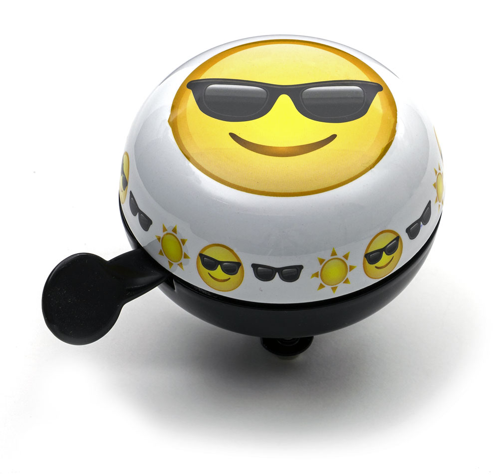 CALL WIDEK DING DONG 60MM EMOTICON SOLBRILLER