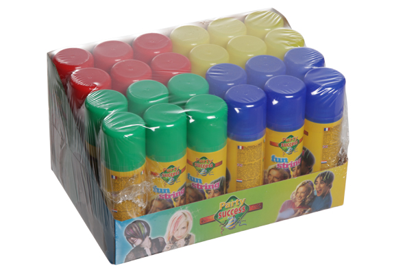 SERPENTINESPRAY 83ML 4 KLEUREN ASSORTIE