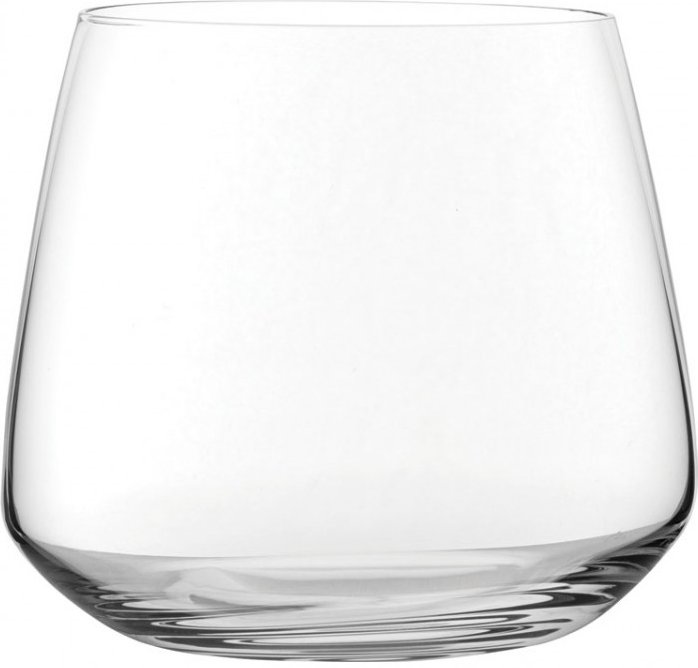 Nude Glass Mirage whiskeyglas 400ml - set van 4