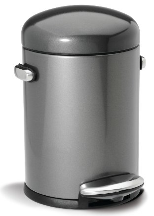 SimpleHuman Retro Step Can 4,5 Liter