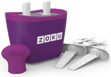Zoku Quick Pop Maker Duo lilla ismaskine
