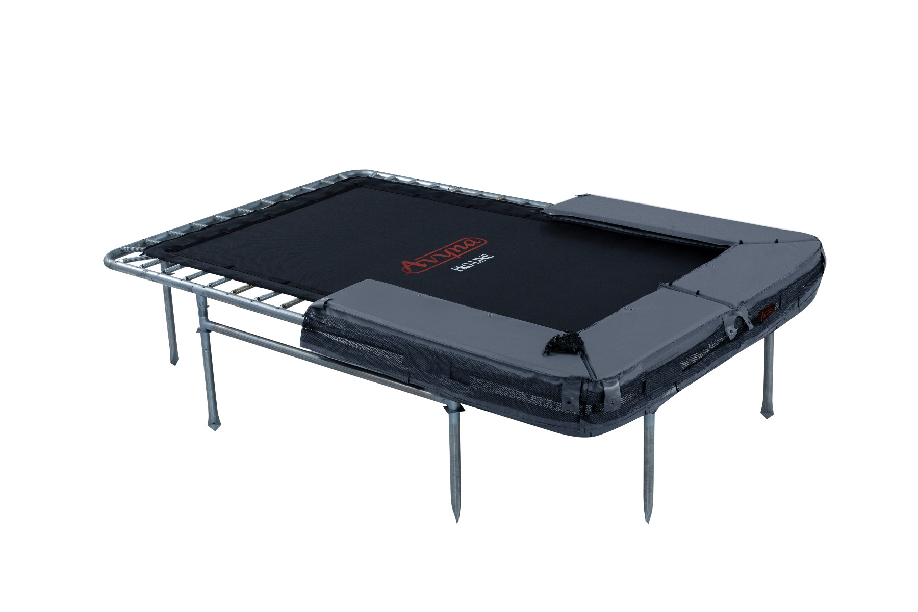 Avyna PRO-LINE 300x225 cm InGround trampolinerand set 23