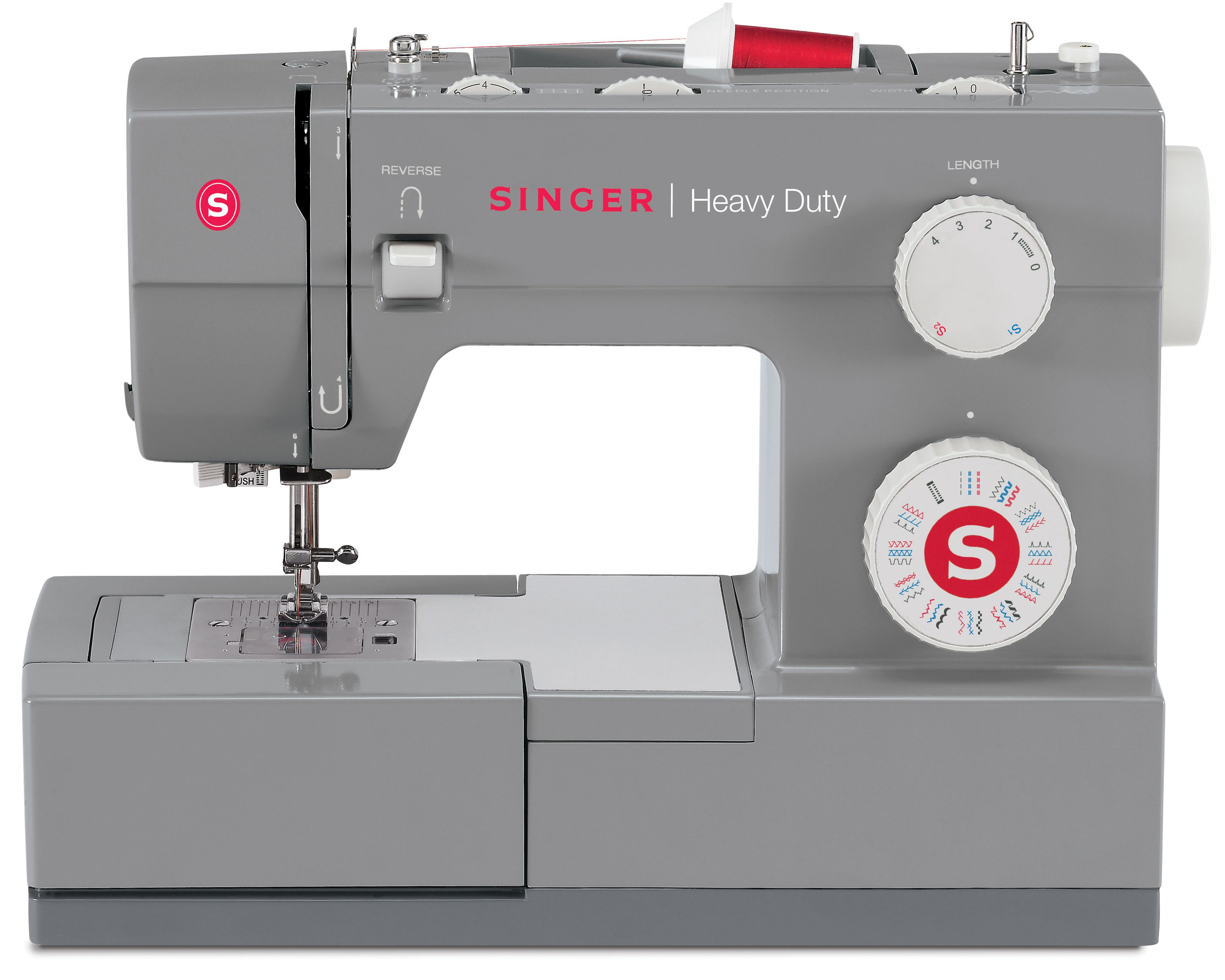 - Singer Heavy Duty 4432 naaimachine