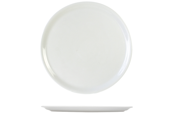 SATURNIA PIZZA PLATE WHITE D31CM