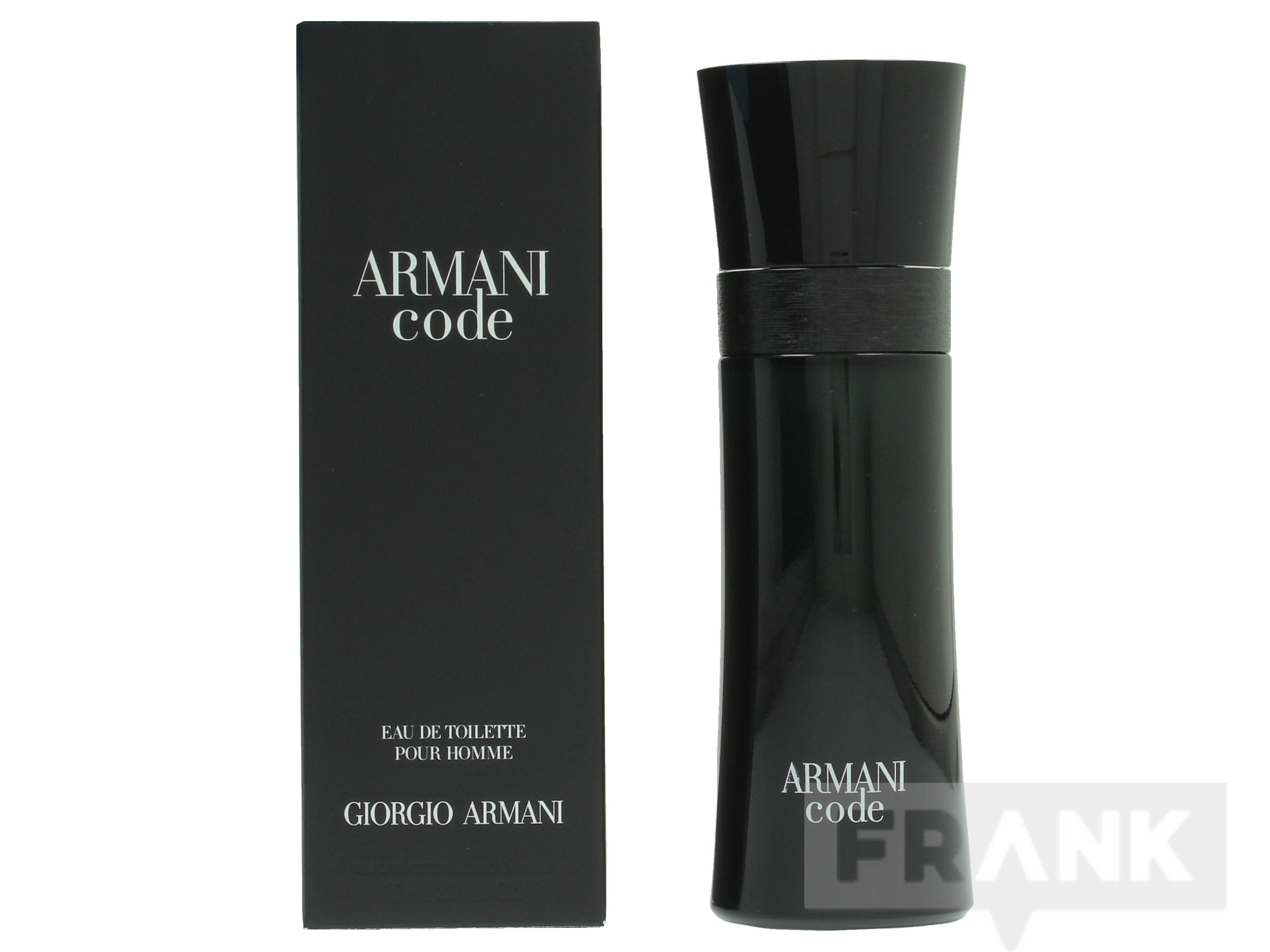Armani Code Hæld Homme Spray EDT