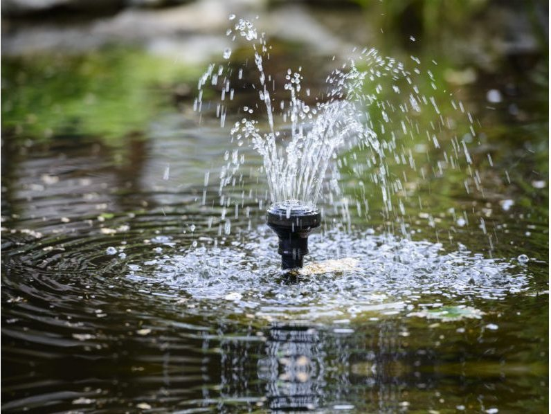 VT All-in-1 Filter Fountain