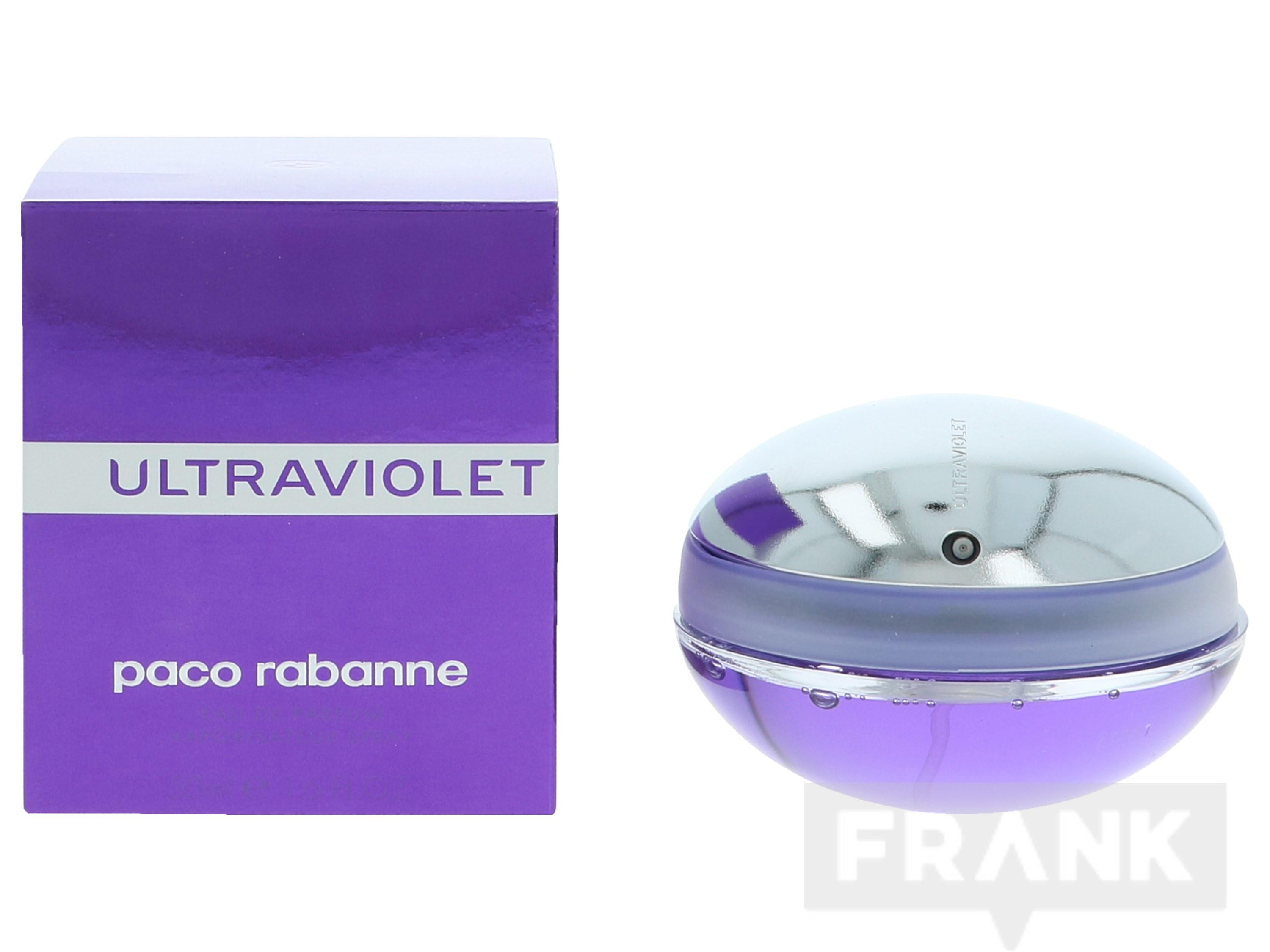 Paco Rabanne Ultraviolet Woman Spray EDP