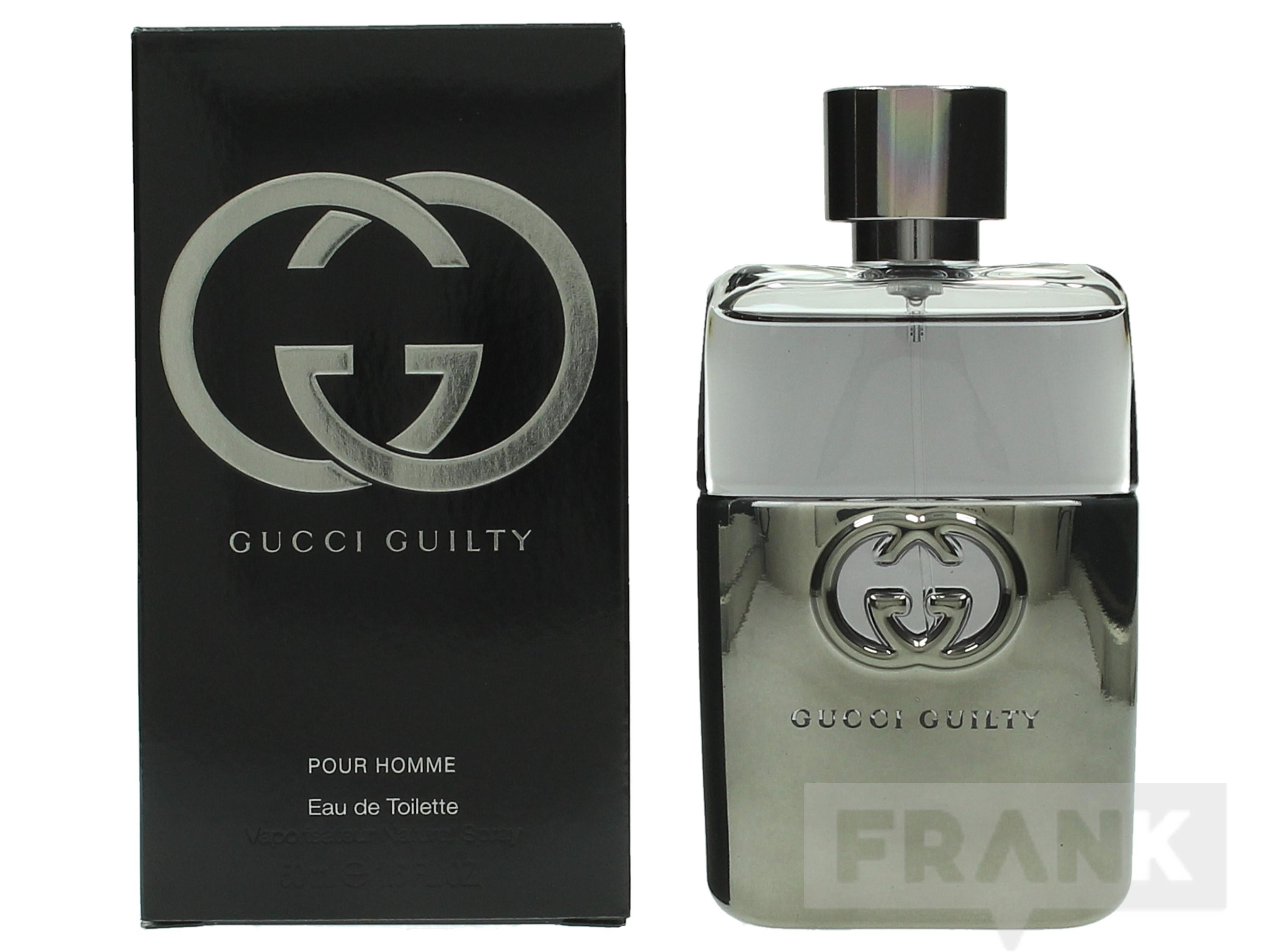 Gucci Guilty Hæld Homme Spray EDT