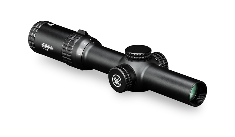 Vortex Strike Eagle 1-6x24 AR-BDC reticle (MOA) richtkijker