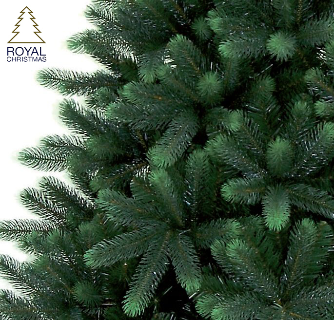 Royal Christmas Hawaii Deluxe 100% PE kunstkerstboom 270