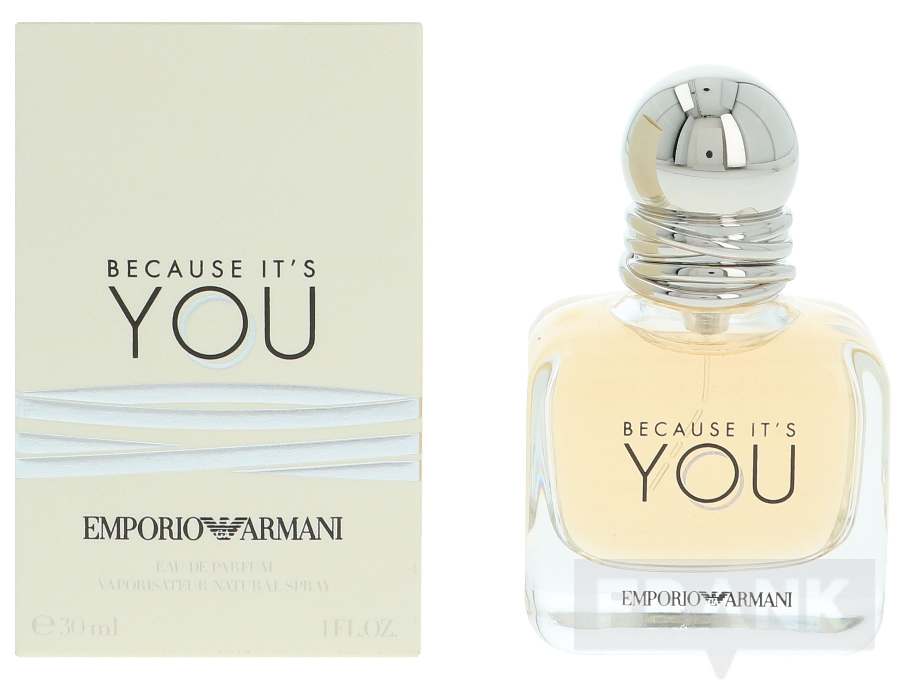Armani Because It´s You Edp Spray