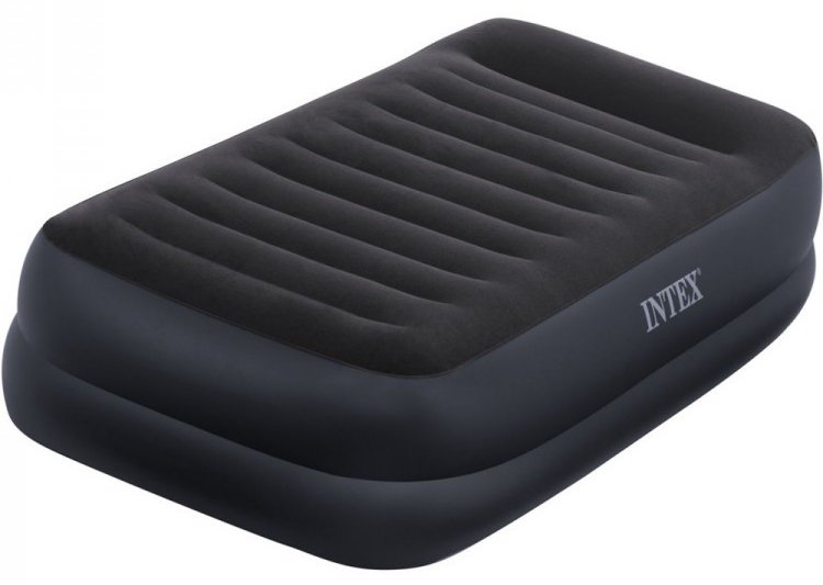 Intex Dura-Beam Pillow Rest Raised Bed Twin