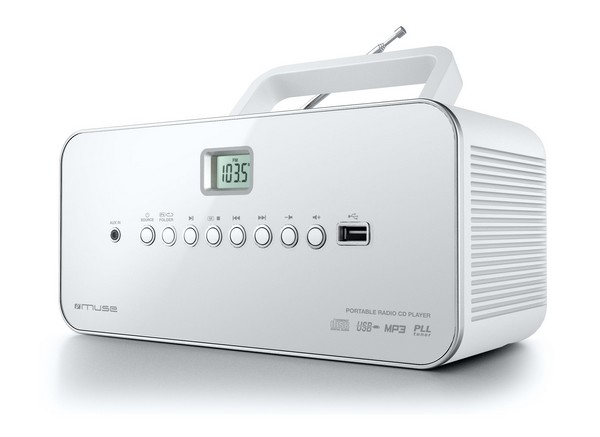 Muse M-28RDW radio