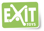 Parts for EXIT Elegantes Trampolin 1