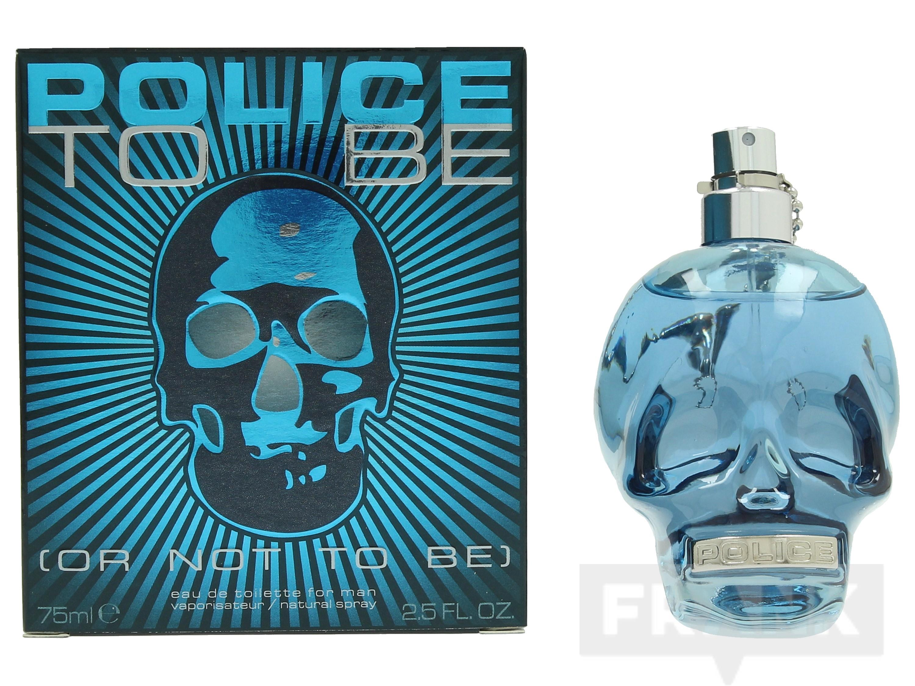 Police To Be Or Not To Be For Man Spray EDT (Inhoud: 75ml)