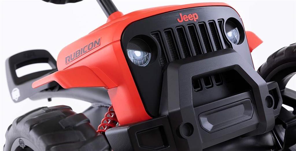 JEEP Buzzy Rubicon skelter