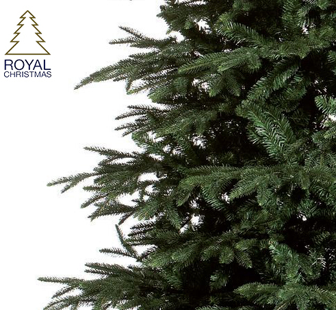 Royal Christmas Delaware Deluxe kunstkerstboom 180 cm