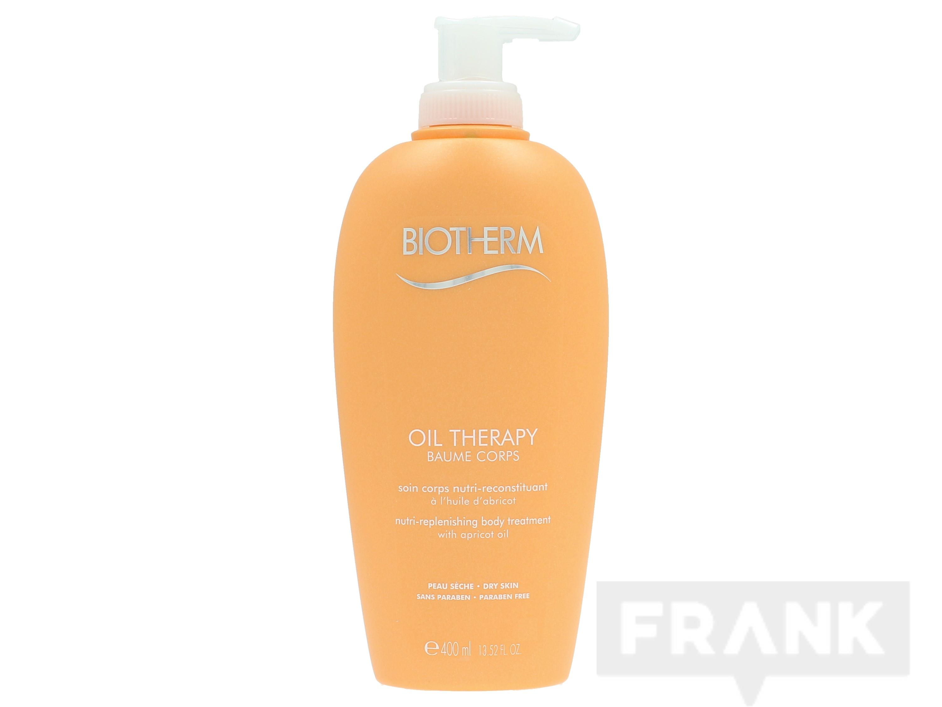 Biotherm Baume Corps - Oil Therapy - Body Treatm. 400ml