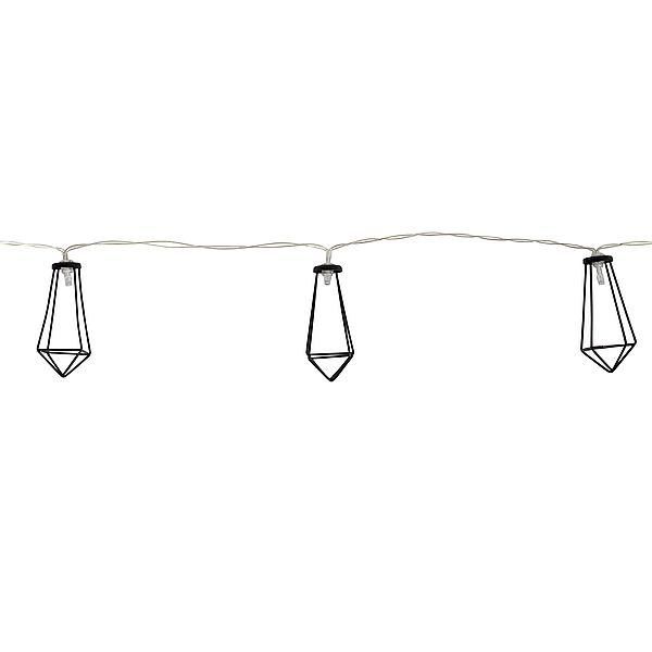 Bo-Camp Industrial Galvin 10LED lichtketting