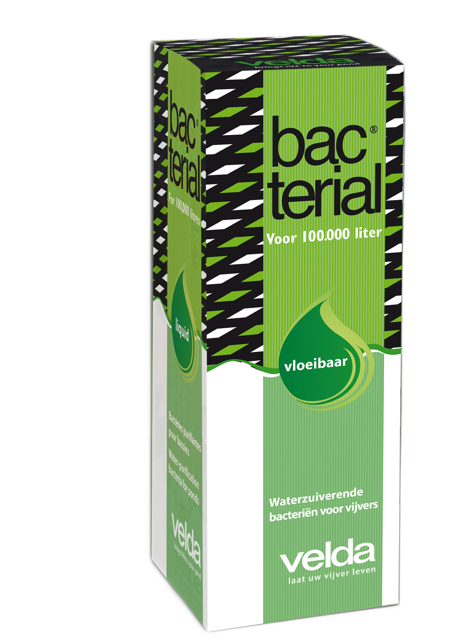 Velda Bacterial Liquid 1000 ml