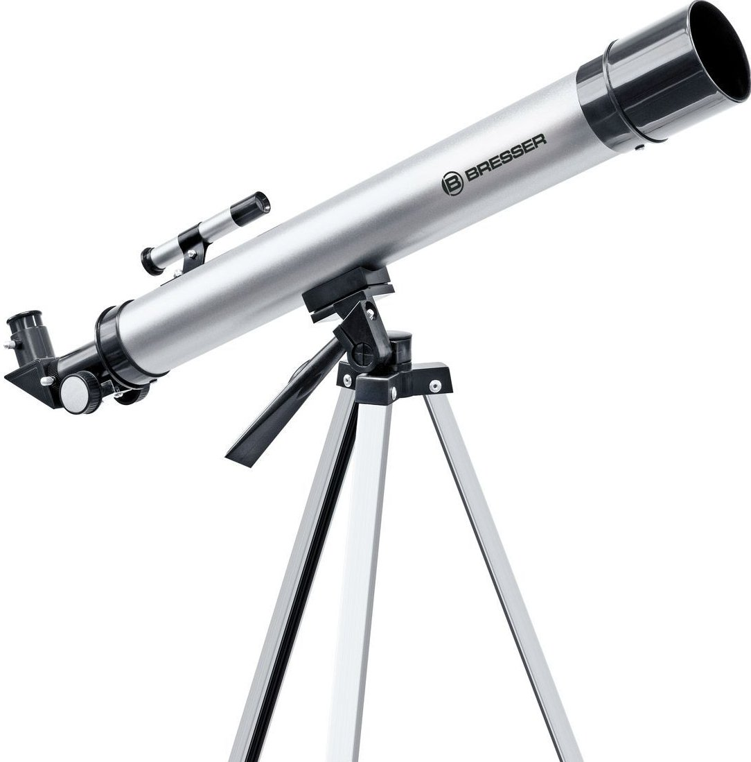 Want to buy bresser hercules 50 600 telescope 50 150x frank for Fabriquer un miroir de telescope