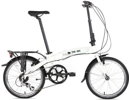 Takashi Take 7D vouwfiets