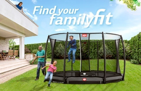 Family Fit: Vind de perfecte trampoline