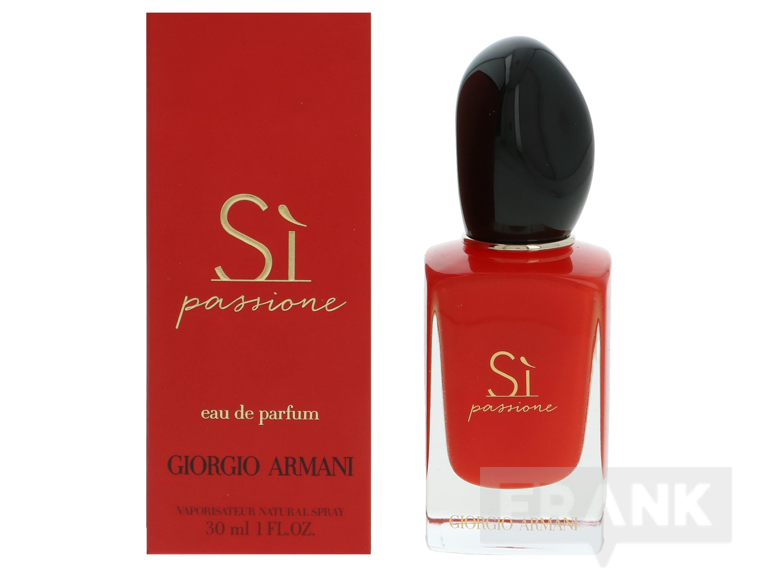Armani Si Passione Edp Spray