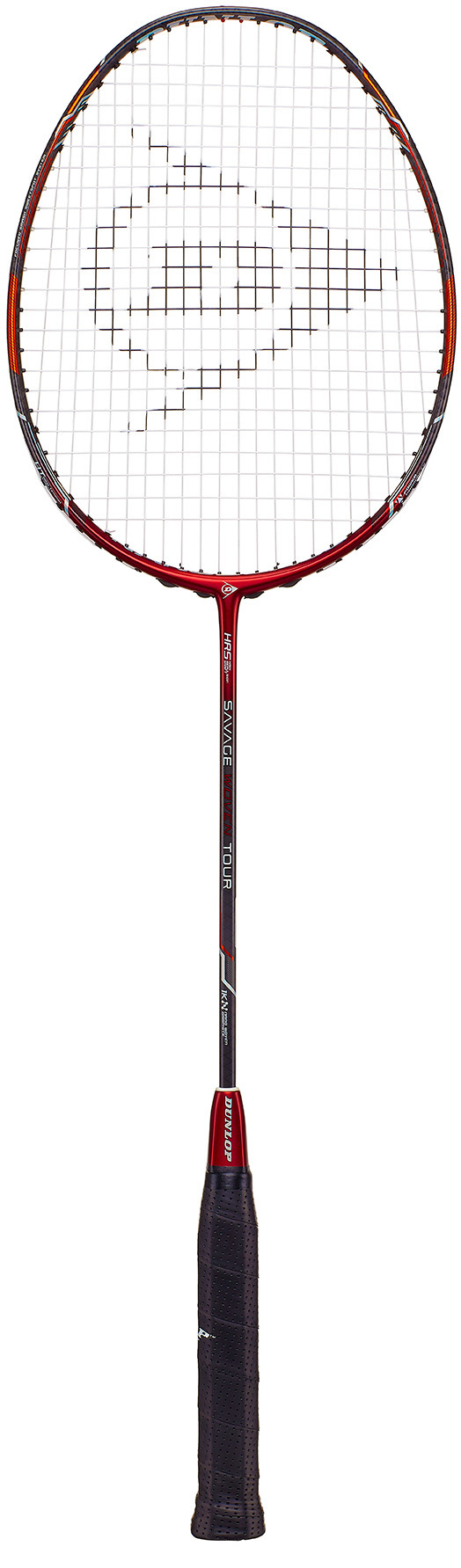 Dunlop Nanoblade Savage Woven Tour badmintonracket