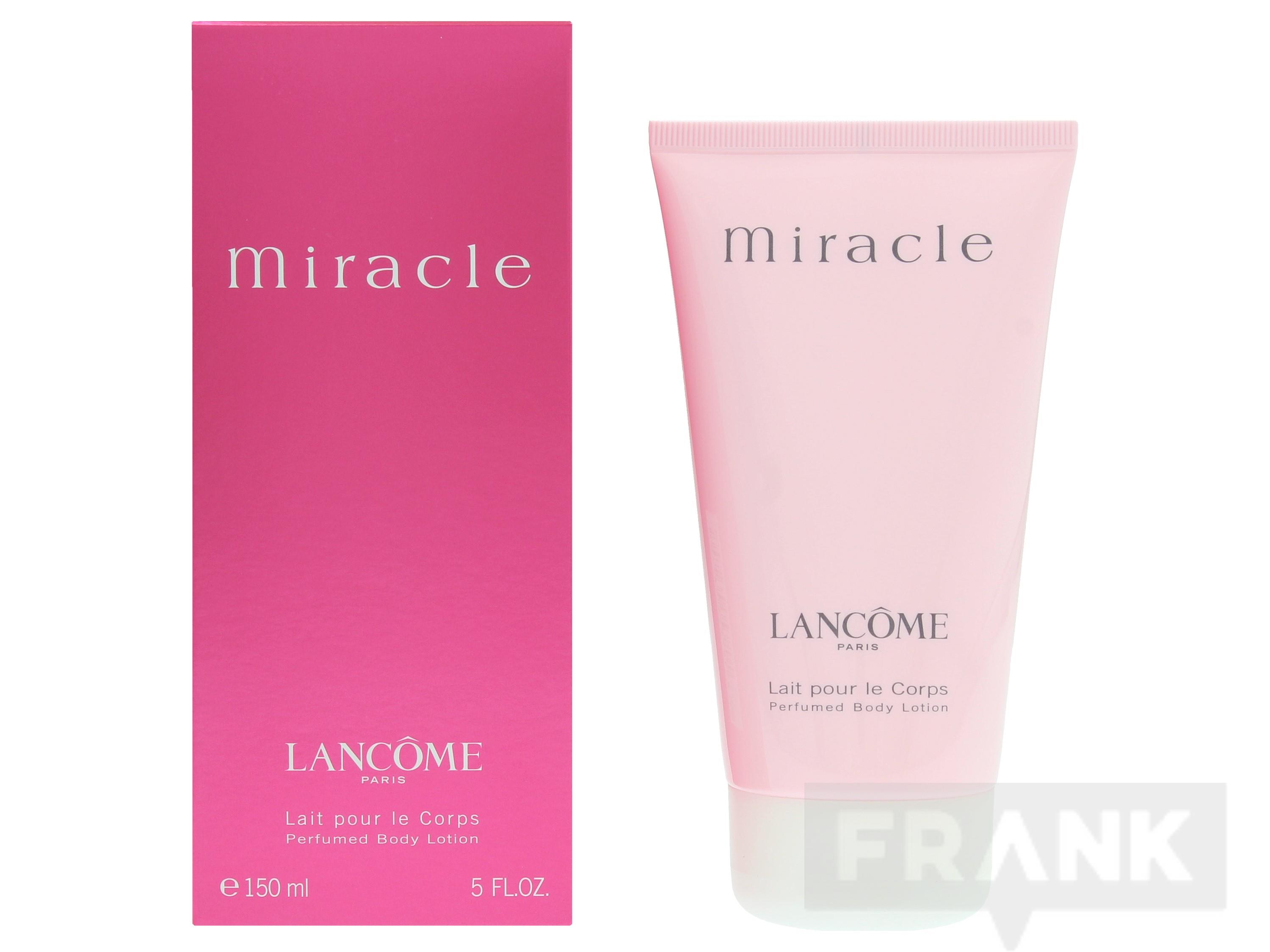 Lancome Miracle Women perfumed body lotion 150ml