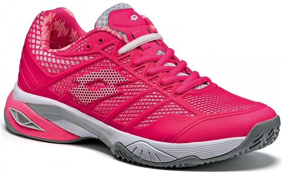 Lotto Viper Ultra IV Clay ladies tennis shoes
