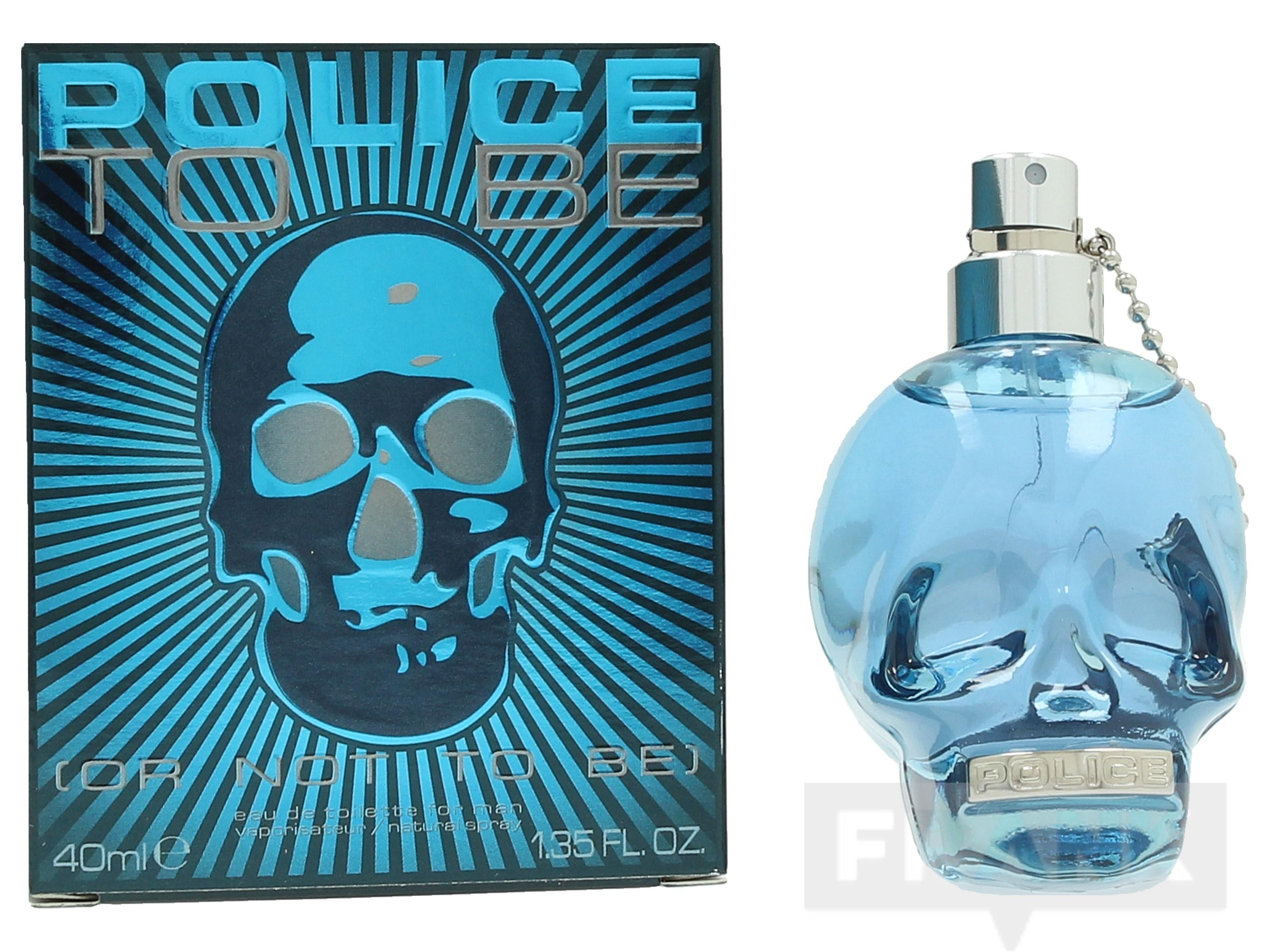 Police To Be Or Not To Be For Man Spray EDT (Inhoud: 40ml)