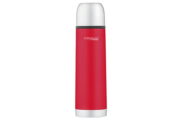 SOFT TOUCH SS ISOLEERFLES 0.5L PAARS (Kleur: rood)