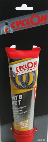 Cyclon MTB vet tube 150ml krt