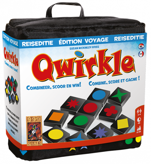 Qwirkle Reiseditie